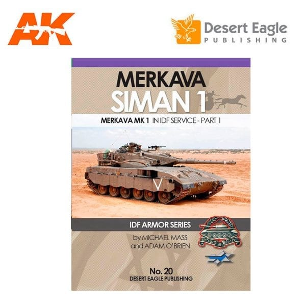 DEP-20 Desert Eagle Publications