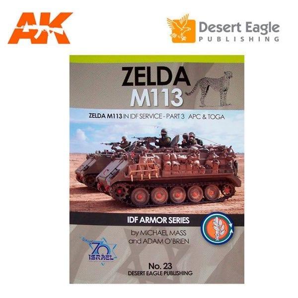DEP-23 Desert Eagle Publications