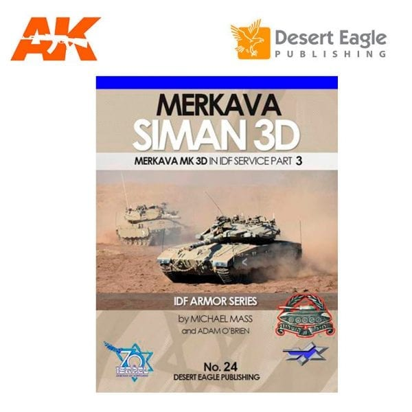 DEP-24 Desert Eagle Publications