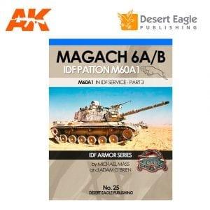 DEP-25 Desert Eagle Publications