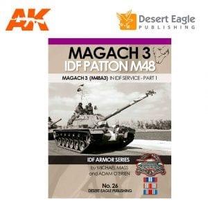 DEP-26 Desert Eagle Publications