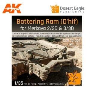 DEP-35001 Desert Eagle Plastic models