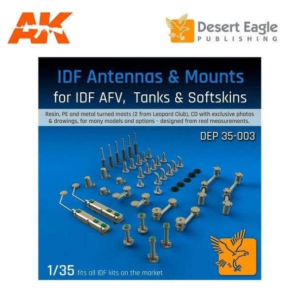 DEP-35003 Desert Eagle Plastic models