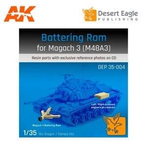 DEP-35004 Desert Eagle Plastic models