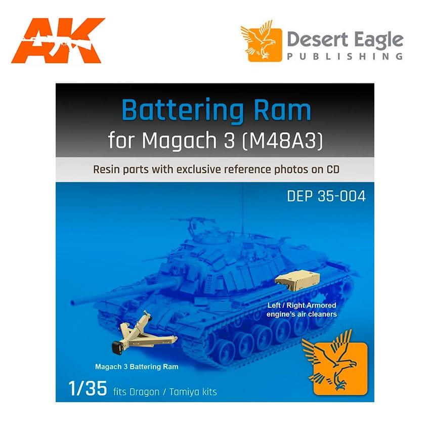 Magach 3 Battering Ram - mini kit