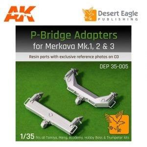 DEP-35005 Desert Eagle Plastic models