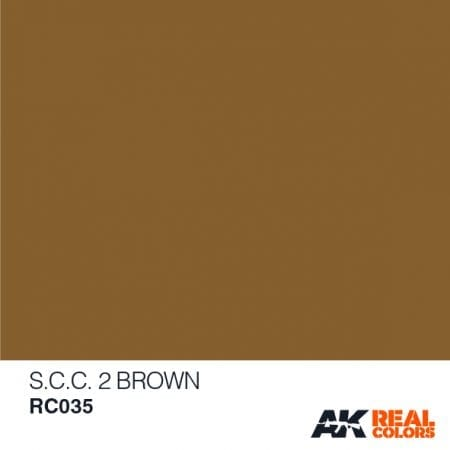 RC035 acrylic lacquer REAL COLOR AK
