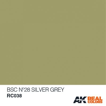 RC038 acrylic lacquer REAL COLOR AK