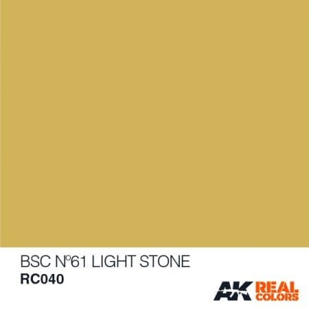 RC040 acrylic lacquer REAL COLOR AK