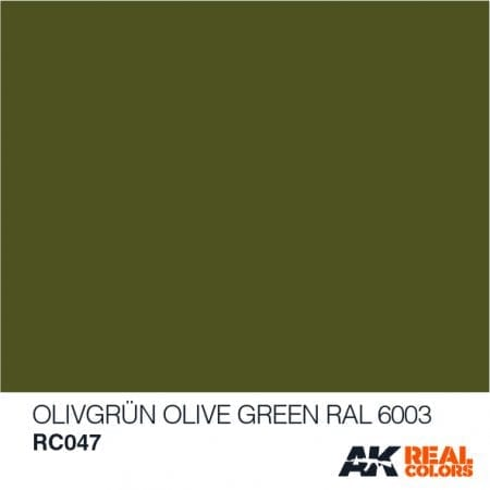 RC047 acrylic lacquer REAL COLOR AK