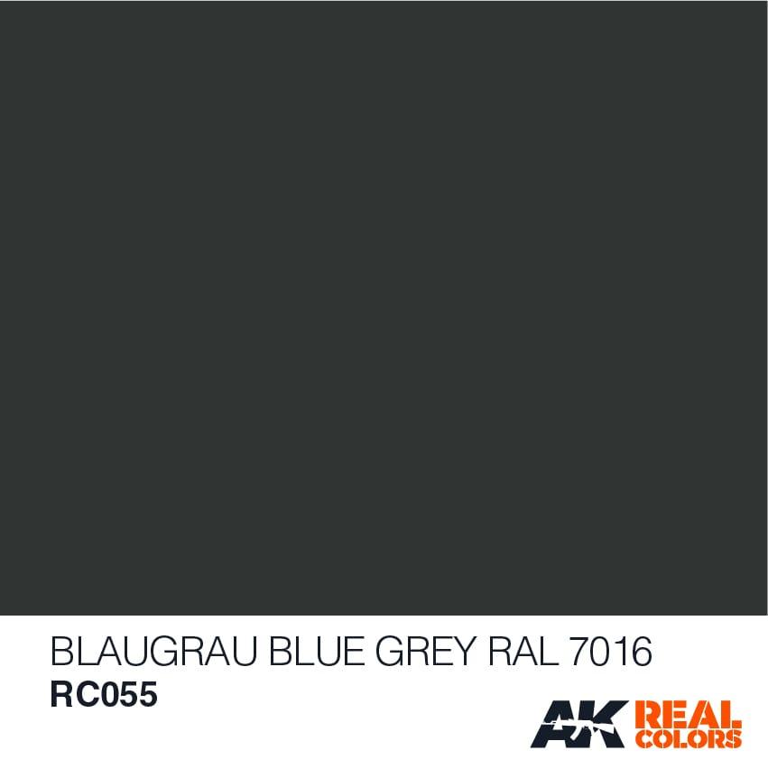 Buy Blaugrau - Blue Gray RAL 7016 Online For 2.3€