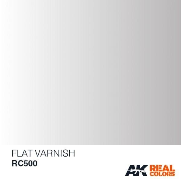 RC500acryliclacquer