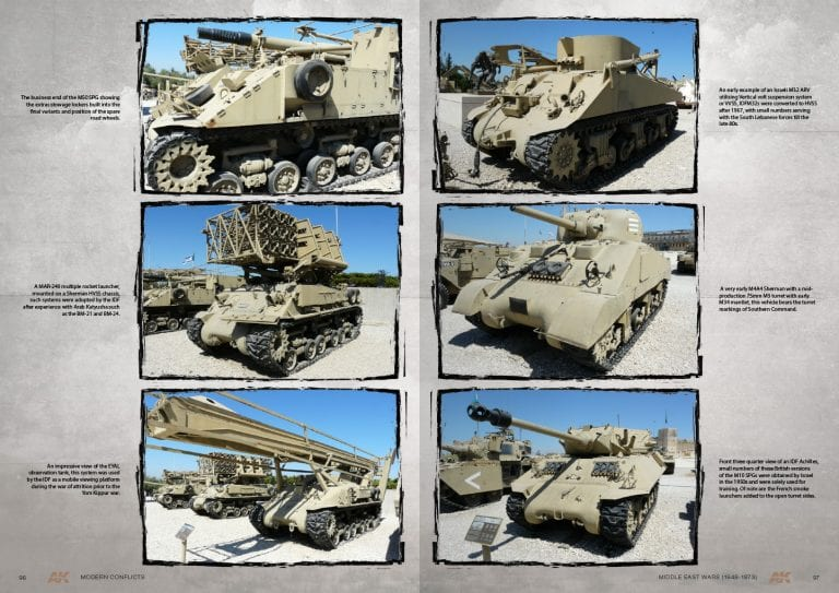 AK 284 ARAB ISRAEL PROFILE GUIDE VOL1 08