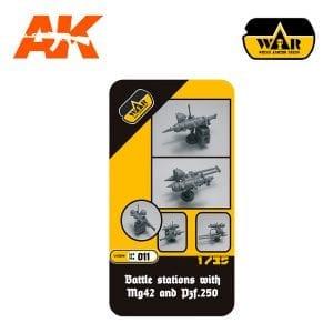 WAR Miniatures WM011