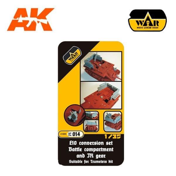 WAR Miniatures WM014
