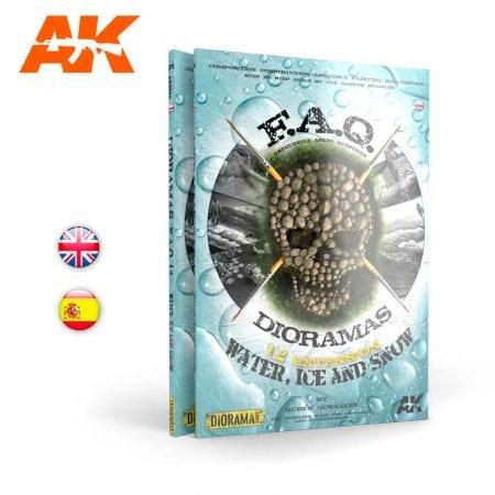 AK8050 FAQ DIORAMAS 1.2 ICE WATER SNOW