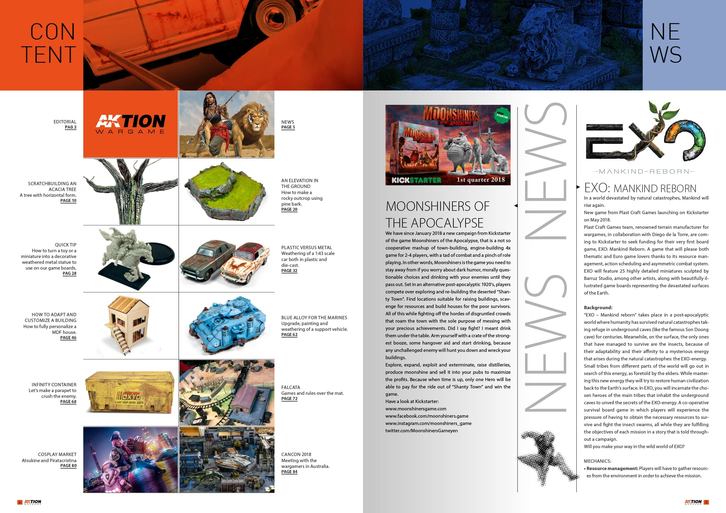 aktion_MAGAZINE the wargame magazine from ak-interactive