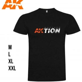 AKTION_tshirt TSHIRT AKTION WARGAME MEN AK-INTERACTIVE