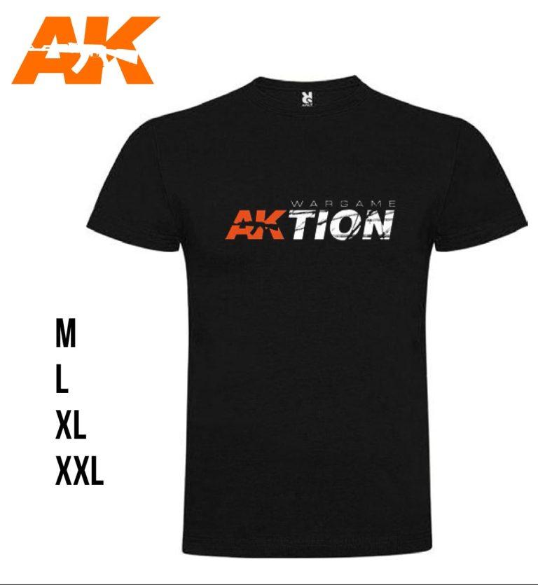 AKTION_tshirt TSHIRT AKTION WARGAME MEN AK-INTERACTIVE