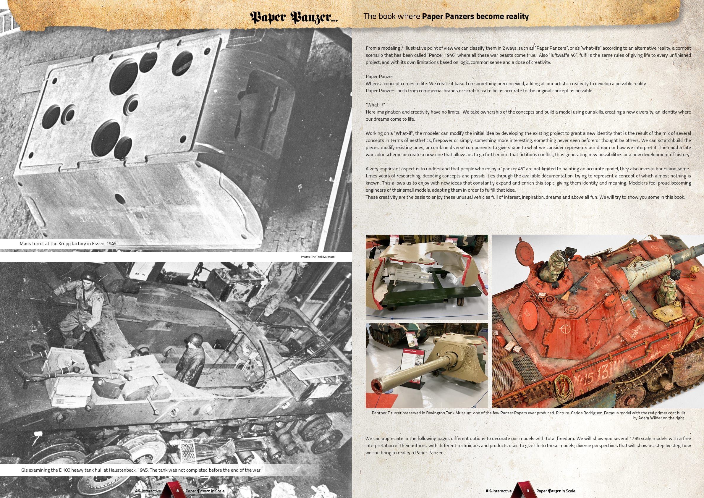 panzerPaper_ book from ak-interactive may 2018