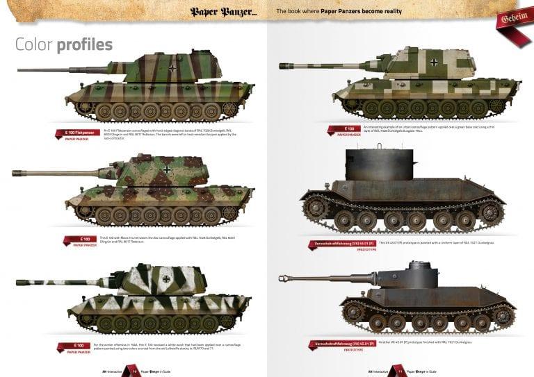 Paper Panzer CAPTURAS-3