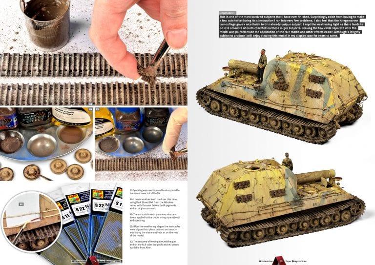 Paper Panzer CAPTURAS-4