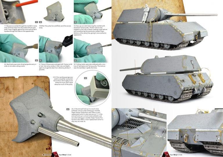 Paper Panzer CAPTURAS-5