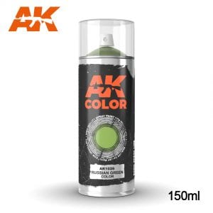 AK1026_russian_green_color_spray_akinteractive