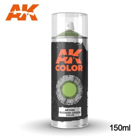 AK1026_russian_green_color_spray_akinteractive