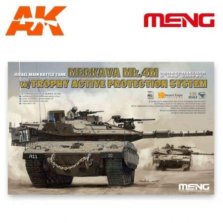 mm-ts-036-israel-main-battle-tank-merkava-trophy-protection-ak-interactive