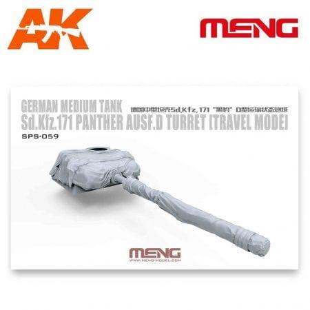 mm-ts-069-resin-german-medium-tank-panther-turret-travel-mode-ak-interactive