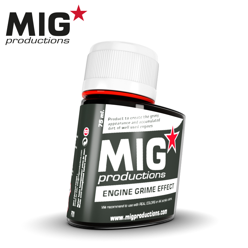 Engine Grime effect (75ml)
