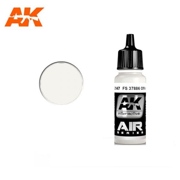 AK2147 acrylic paint air akinteractive modeling