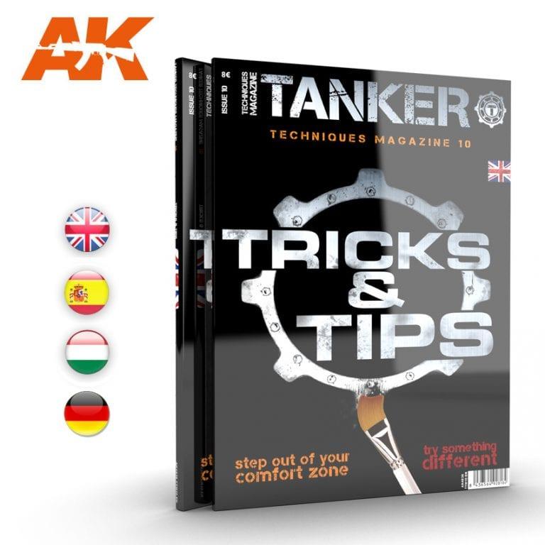 AK4838 TANKER ISSUE 10 TRICKS TIPS AK-INTERACTIVE