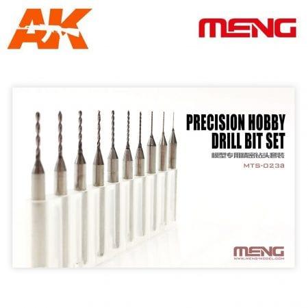 MM MTS-023A precision hobby drill bit set ak-interactive meng