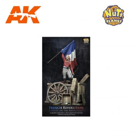 NP-75012 FRENCH REVOLUTION NUTS PLANET AK-INTERACTIVE