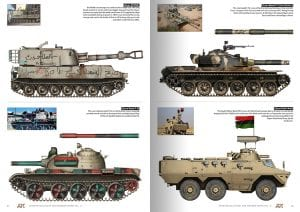 Arab Revolutions & Border Wars Vol.III: ak-interactive book screenshot