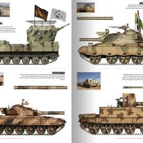 Arab Revolutions & Border Wars Vol.III: ak-interactive book screenshot