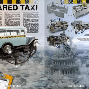 DAMAGED ISSUE 05 screenshot ak-interactive abteilung502