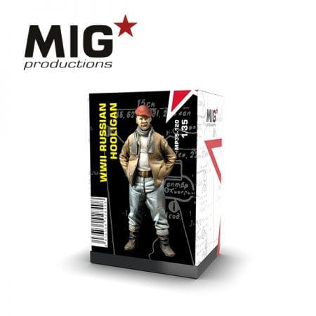 MP35-120 RUSSIAN HOOLIGAN 1:35 mig productions ak-interactive