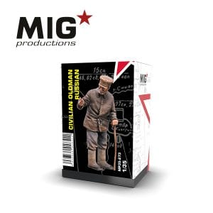 MP35-273 CIVILIAN OLD MAN RUSSIAN ak-interactive migproductions