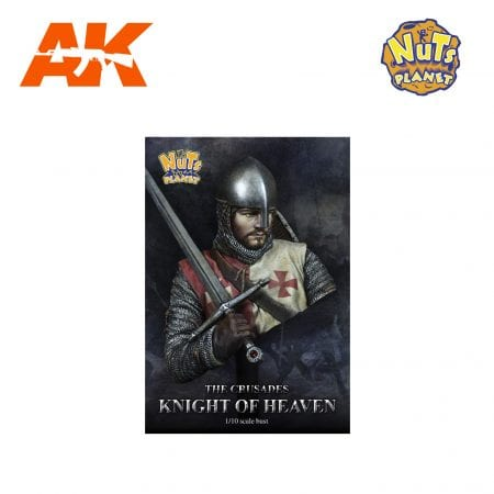 NP-B004 KNIGHT OF HEAVEN AK-INTERACTIVE NUTS PLANET