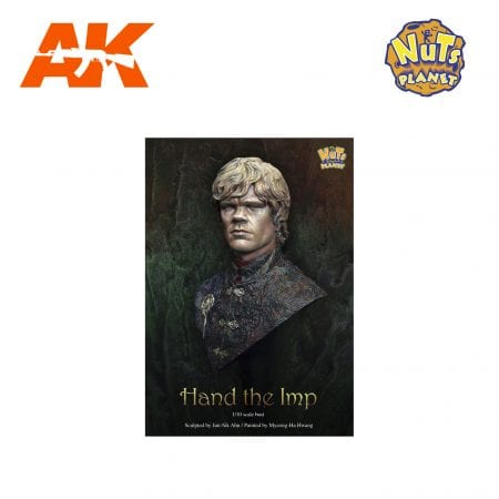 NP-B010 HAND THE IMP AK-INTERACTIVE NUTS PLANET