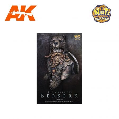 NP-B012 BERSERK AK-INTERACTIVE NUTS PLANET