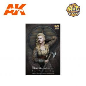 NP-B013 SHIELDMAIDEN AK-INTERACTIVE NUTS PLANET