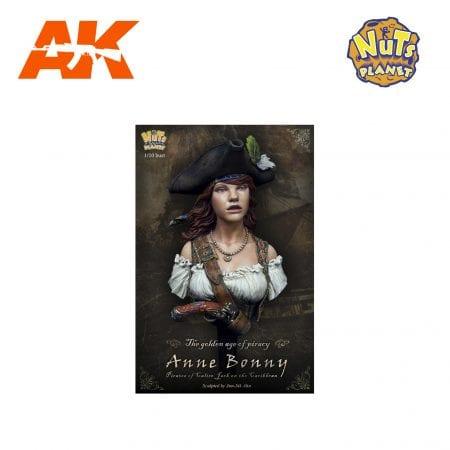 NP-B014 ANNE BONNY AK-INTERACTIVE NUTS PLANET