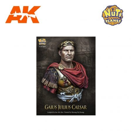 NP-B016 GAIUS JULIUS CAESAR AK-INTERACTIVE NUTS PLANET