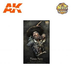 NP-B019 PIRATE FURY AK-INTERACTIVE NUTS PLANET