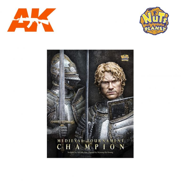 NP-B020 MEDIEVAL TOURNAMENT CHAMPION AK-INTERACTIVE NUTS PLANET