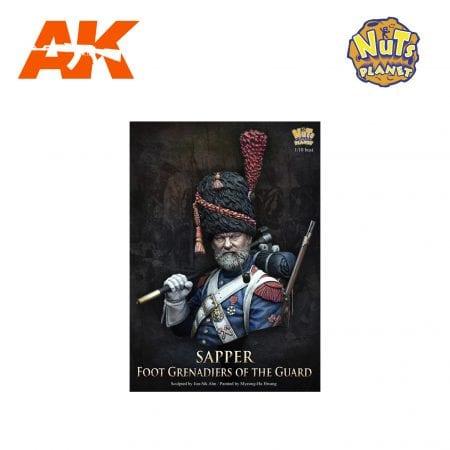 NP-B022 SAPPER AK-INTERACTIVE NUTS PLANET